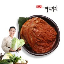 [식품명인 유정임의 명인김치] 전라도식 숙성김치 3kg