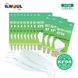[일월] 황사 방역용 마스크 KF94 30매x2팩(60매)