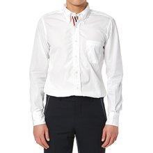 [톰브라운] 히든3선 MWL010E 00906 114 남자 셔츠
