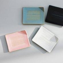 [쓰임] 퀸즈웨어 사각접시(소)(4color)