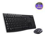 [로지텍코리아] MK270R 무선 키보드 마우스 콤보