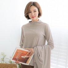 마담4060 엄마옷 폴라트임티셔츠 QTE901087
