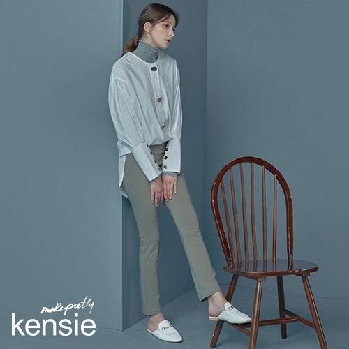 [켄지] KENSIE 20FW 엘라스틱 리얼 어텀 슬랙스 5종 (From NewYork)