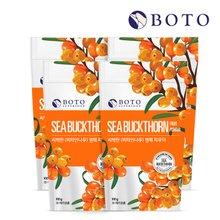 [보뚜] 비타민나무 열매 파우더 100g x 4팩(총 400g)