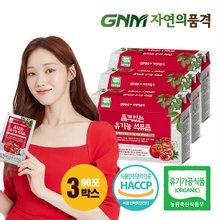 [GNM자연의품격] 품격있는 유기농 터키산 석류즙 3박스 (총 90포)