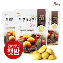 밤뜨래 국내산 우리나라 맛밤 25봉 + 5봉 더, 총 30봉