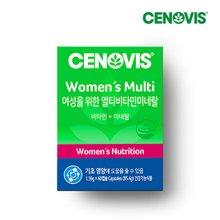 [세노비스] 여성용 멀티비타민미네랄 (60캡슐, 60일분)