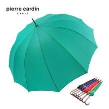 피에르가르뎅 레인보우 자동 장우산 백화점우산