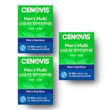 [세노비스] 남성용 멀티비타민미네랄 (60캡슐/60일분) x 3통