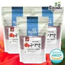 [토종마을]HACCP인증 히비스커스 곤약쌀 500g X 3개(총 1.5kg)