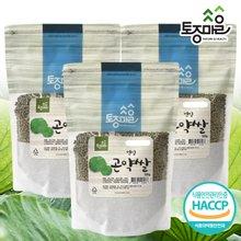 [토종마을]HACCP인증 연잎 곤약쌀 500g X 3개(총 1.5kg)