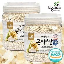 [토종마을]HACCP인증 국산 찰현미 곤약쌀 1kg X 2개(총 2kg)