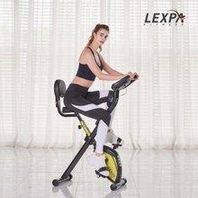 [렉스파] 호랑이 관장 양치승 일반형 접이식헬스자전거 YA-110N/헬스싸이클/실내자전거/실내운동기구