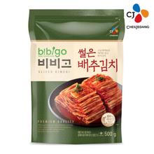 [CJ]비비고 썰은배추김치 500g