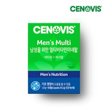 [세노비스] 남성용 멀티비타민미네랄 (60캡슐/60일분)