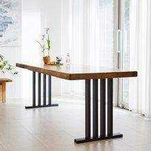 우드인미 통원목 에코 원목책상 테이블 1800_w700_New/원목식탁/우드슬랩/카페테이블