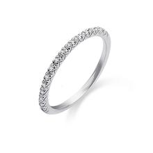 14K 다이아몬드-[타뮤즈] 119-14K W.G 다이아몬드 여자반지