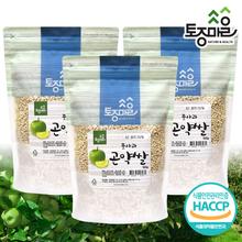 [토종마을]HACCP인증 풋사과 곤약쌀 500g X 3개(총 1.5kg)