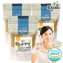 [토종마을]HACCP인증 단호박 곤약쌀 500g X 3개(총 1.5kg)