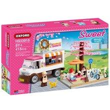 [옥스포드] HS33918 스위트 도넛 트럭 33918 키즈블록