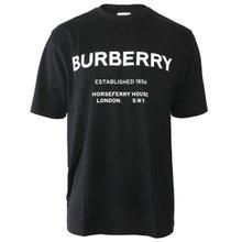 [버버리]19FW 8017224 A1189 남성 호스페리 프린트 티셔츠 블랙