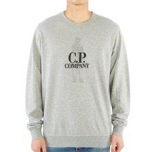 [씨피컴퍼니] 로고 08CMSS169A 002246G M93 남자 긴팔 맨투맨 티셔츠