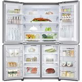 LG DIOS 디오스 매직스페이스 5도어 냉장고 V8700 (F872S30H) 866리터 [코렐 세트 16p or 하계주방6종]