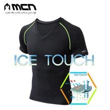 [MCN] 아이스터치 MTSV-1018 반팔 냉감티셔츠/브이넥
