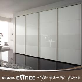 [에넥스] [에넥스 ENNEE]이솔라 슬라이딩 붙박이장-30cm