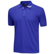 [파파브로]남성 여름 쿨론 기능성 반팔 카라 티셔츠 LM-H9-L99-3S-블루