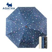 아가타 U다이아 수동 3단우산(양산겸용) 백화점우산