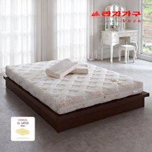 [라자가구]150mm sleep core CL라텍스 매트리스(Q) 베개세트