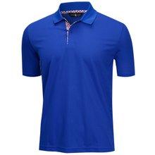[파파브로]남성 여름 쿨론 기능성 반팔 카라 티셔츠 LM-H9-L99-PK-블루