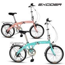 (리퍼브) 샤샤 미니벨로 접이식자전거 20형 7단