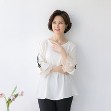 마담4060 엄마옷 로맨틱한날블라우스 QBL904065