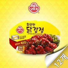 [오뚜기] 화끈한 닭강정 180g x 12팩