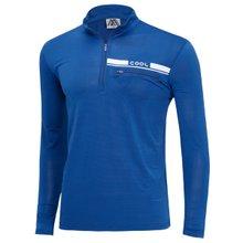 [파파브로]남성 반집업 스판 등산복 긴팔 티셔츠 DW-A9-59M-블루