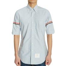 [톰브라운] 옥스포드 클래식 암밴드 MWS242A 00139 480 남자 반팔 셔츠