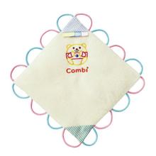 콤비 바스락 타월 - 유아장난감, 아기장난감 / 청각자극,촉각놀이, 호기심 트레이닝