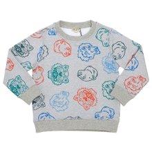 [겐조키즈] 크레이지 정글 KP15628 25 8A12A 키즈 긴팔 맨투맨 티셔츠 (성인착용가능)