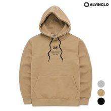 [앨빈클로]AVH_190 끈배색 후드 티셔츠