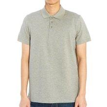 [생로랑] 모노그램 554052 YB2OC 1403 남자 폴로 반팔 티셔츠