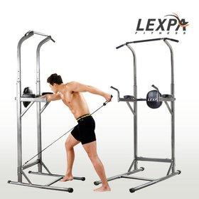 [렉스파] [렉스파] 치닝디핑 YA-6001 철봉/턱걸이/웨이트/근육/스트레칭바/복근운동기구