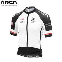 [MCN] 이녹스 화이트 반팔져지/자전거상의/자전거의류