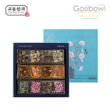 [교동한과] 식품명인 한과 선물세트 오색프리미엄