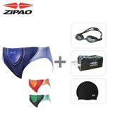 (Zipao/ZOMS8602MSET) 수영복+수영용품 수영복4종세트