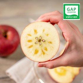 [푸드앳홈] 경북 의성 흠집 사과 가정용 부사 5kg (20-30과)