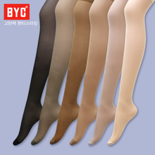 [BYC] 여성 고탄력 클래식 팬티스타킹/15데니아/누드타입/봄가을용