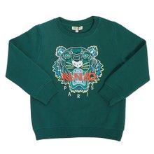 [겐조키즈] 타이거 KP15638 57 8A12A 키즈 긴팔 기모 맨투맨 티셔츠 (성인착용가능)