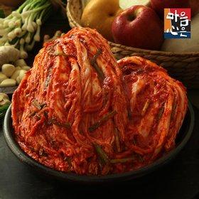 [마음심은] [마음심은] 이종임 포기김치 10kg, 갓 담근 아삭한 김치, 재구매율이 높은 이유!